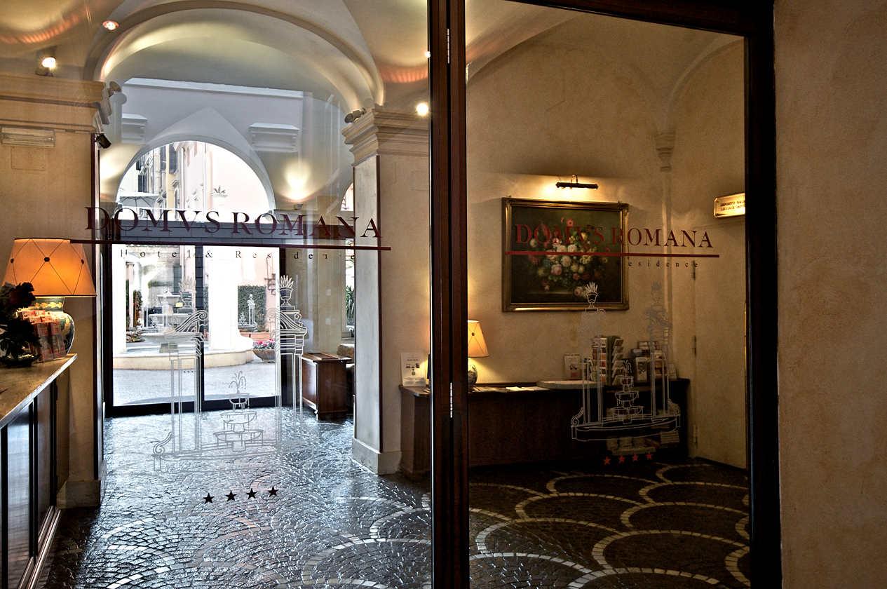 hotel roma domus in rome - photo#24