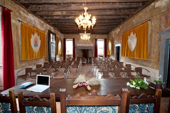 Casa Malaguzzi - Cividate Camuno, Brescia | AREA Events