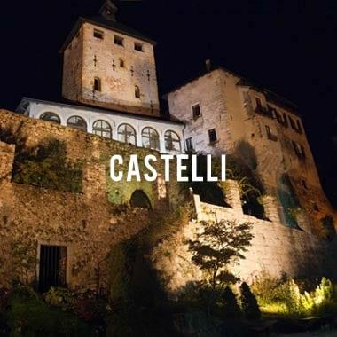 archivio di castelli
