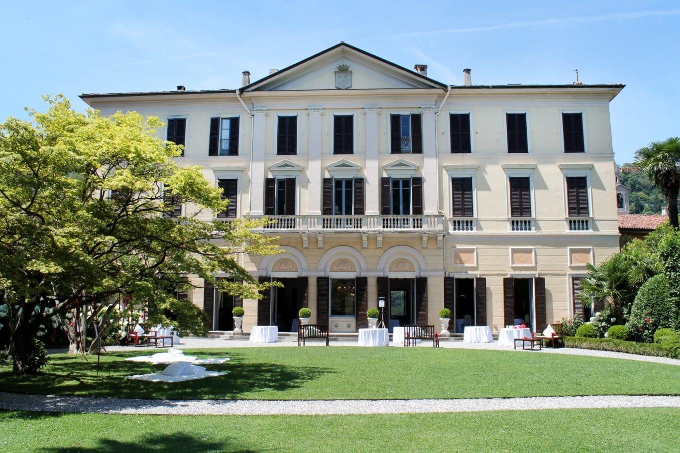 Via Di Villa Massimo