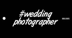 #weddingphotographer: Hashtag da Instagram e Twitter