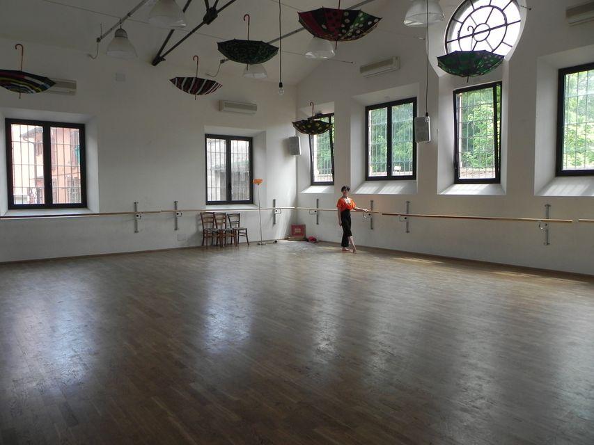 Leggere Strutture Art factory - Bologna | AREA Events