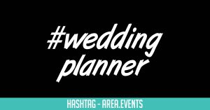 #Weddingplanner
