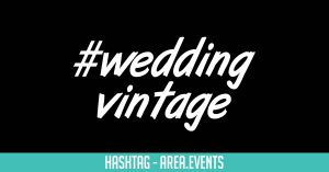 #Weddingvintage