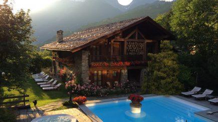 Mont Blanc Hotel Village