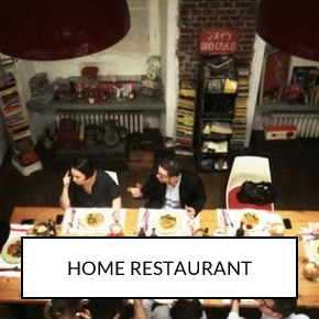 Home restaurant in provincia di Milano