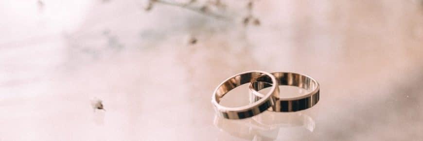 fedi nozze d'oro
