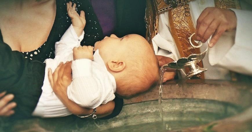 Come organizzare un battesimo