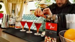 Mr.Bad Cocktail Bar Catering