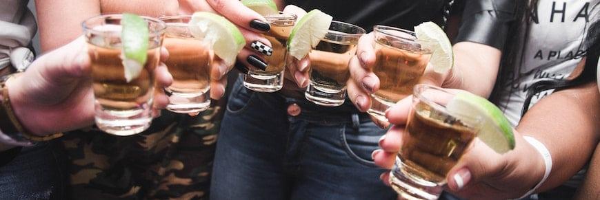 giochi alcolici divertenti addio al nubilato