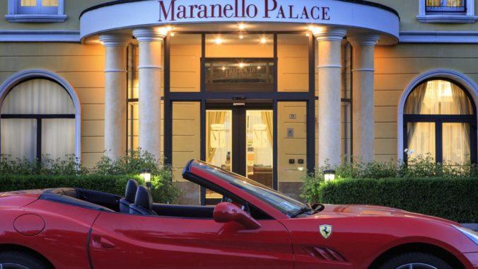 Hotel Maranello Palace
