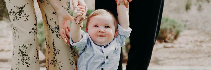 come vestirsi per un battesimo bambino