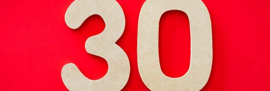 Anniversario 30 Anni Di Matrimonio.30 Anni Di Matrimonio Le Nozze Di Perla
