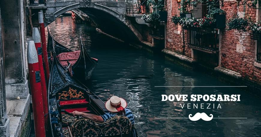 dove sposarsi a venezia