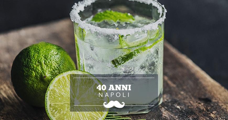 festeggiare 40 anni napoli