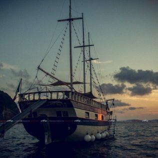 El Pirata Boat
