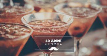 festeggiare 40 anni a genova