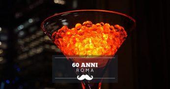 festeggiare 60 anni a roma