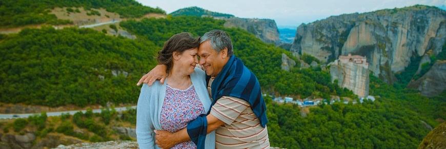 viaggio 25 anni matrimonio