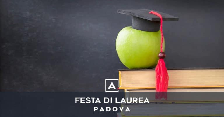 Dove fare il rinfresco di laurea a Padova