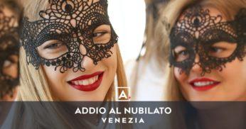 addio al nubilato venezia