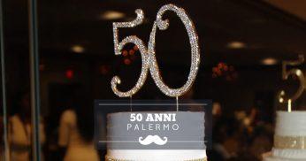 festa 50 anni palermo