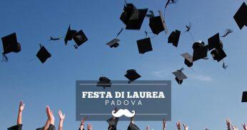 feste di laurea padova
