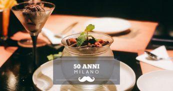festeggiare 50 anni a milano