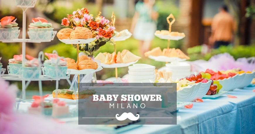 baby shower milano