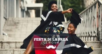 festa di laurea genova