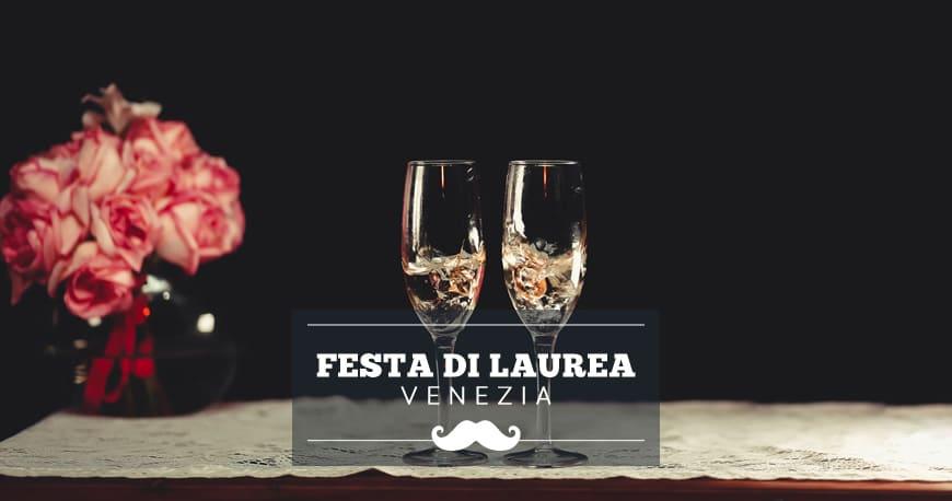 festa di laurea venezia