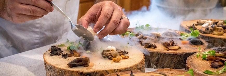 show cooking per eventi