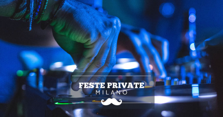 Location per feste private a Milano