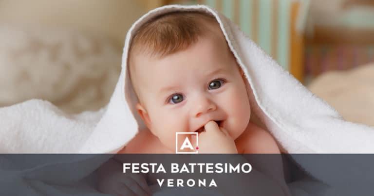 Battesimo a Verona: il ristorante e l'agriturismo per la festa