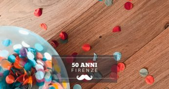 festa 50 anni firenze