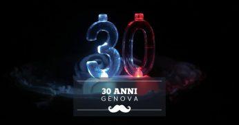 festeggiare 30 anni genova
