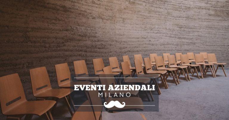 Location per eventi aziendali a Milano