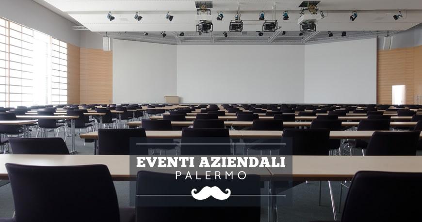 location eventi aziendali palermo