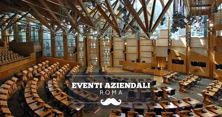 location eventi aziendali roma