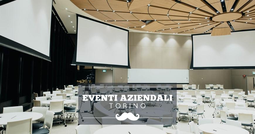 location eventi aziendali torino