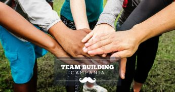 location team building campania