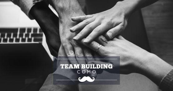 location team building como