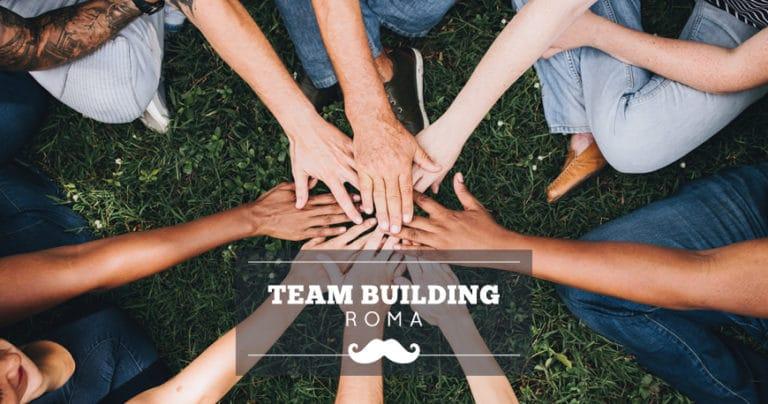 Location per team building a Roma