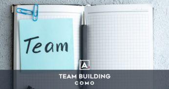 team building como