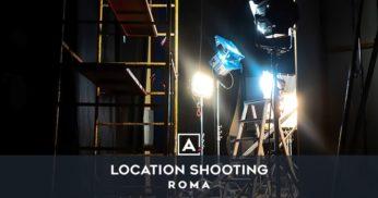 location shooting roma