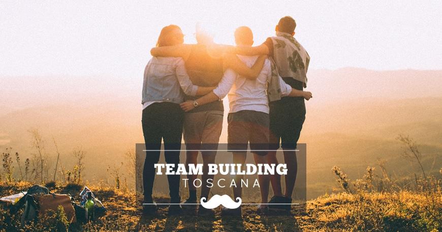 location team building toscana