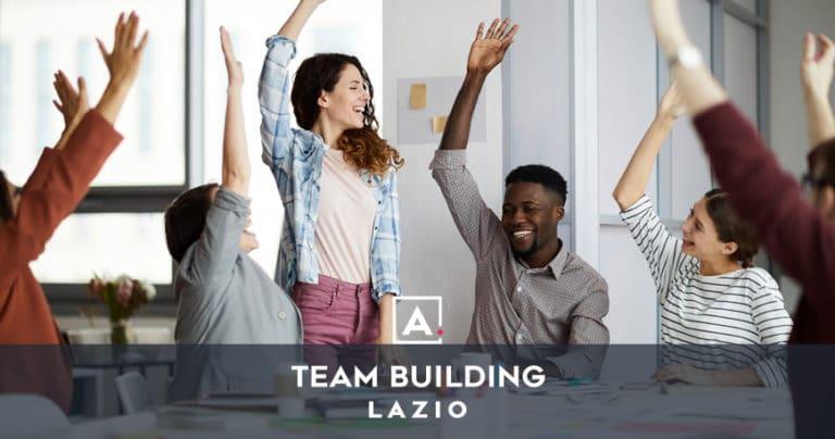 Team building nel Lazio