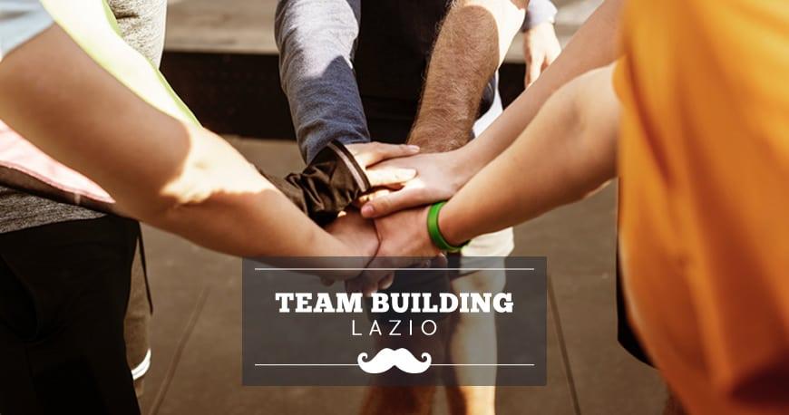 location team building lazio