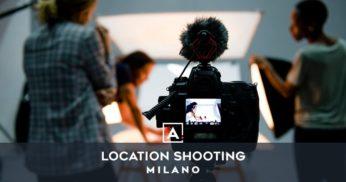location shooting milano