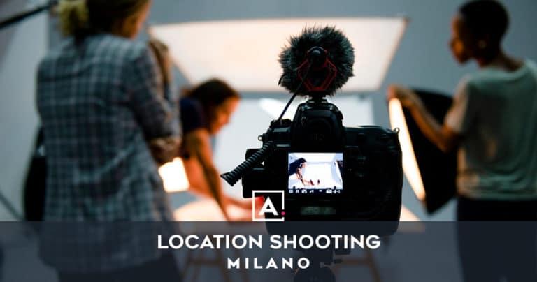 Location in affitto per shooting fotografici a Milano